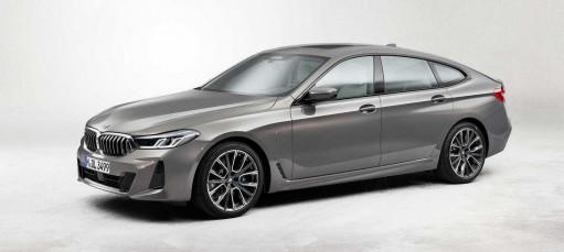 BMW Group представляє новий BMW 6 серії GT